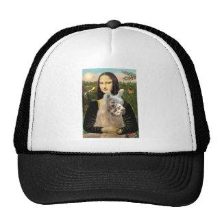 Mona Lisa y su llama Gorras