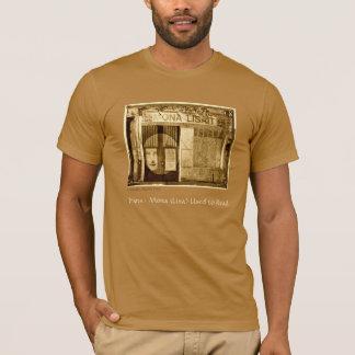 Mona Lisait Bookstore, Paris T-Shirt