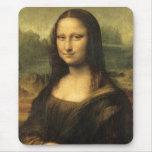 Mona LisaMousepad de da Vinci Tapete De Ratón