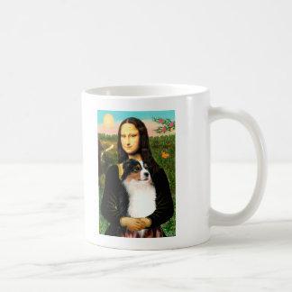 Mona Lisa's Australian Shepherd (Tri) Mug