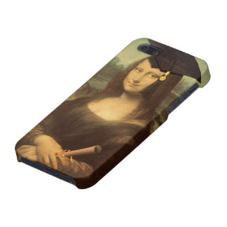 Mona Lisa's Graduation Day Case For iPhone SE/5/5s