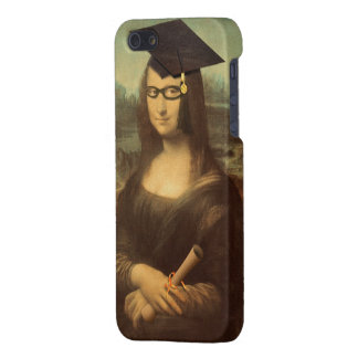 Mona Lisa's Graduation Day Cover For iPhone SE/5/5s