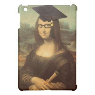 Mona Lisa's Graduation Day iPad Mini Cases