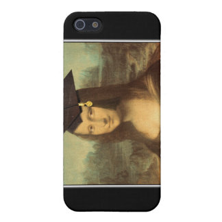 Mona Lisa's Graduation Day iPhone SE/5/5s Cover