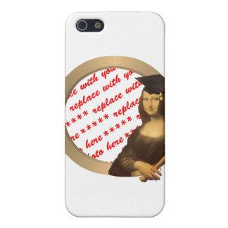 Mona Lisa's Graduation Day Photo Frame iPhone SE/5/5s Cover