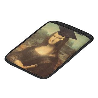 Mona Lisa's Graduation Day Sleeve For iPads