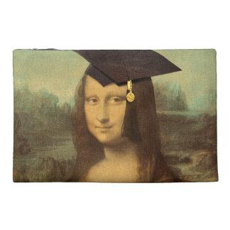 Mona Lisa's Graduation Day Travel Accessory Bag
