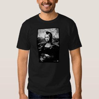 Mona Mohawk Black T Shirt
