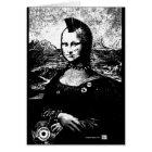 Mona Mohawk Greeting Card