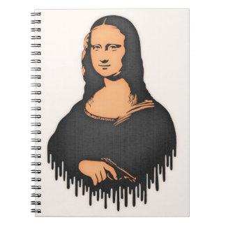 Mona Pistol Notebook