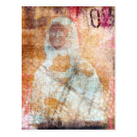 Mona Post Card