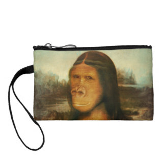 Mona Rilla aka  Mona Lisa Coin Purse