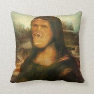 Mona Rilla aka  Mona Lisa Pillow