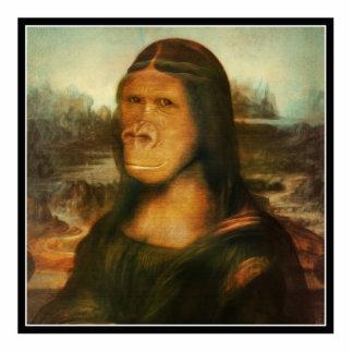 Mona Rilla aka  Mona Lisa Statuette