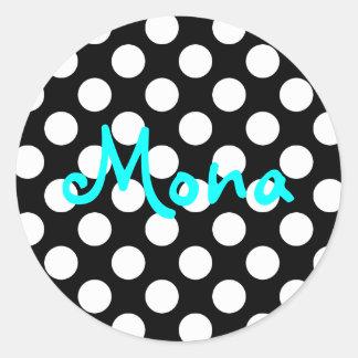 Mona Sticker