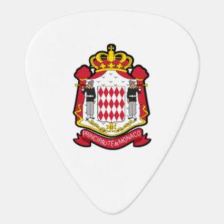 Monacan coat of arms pick