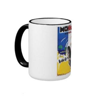 Monaco 1931 Grand Prix - Vintage Race Poster mug