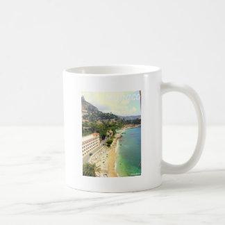 Monaco Beach Coffee Mug