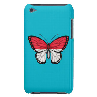 Monaco Butterfly Flag Barely There iPod Case