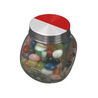 Monaco Jelly Belly Candy Jar