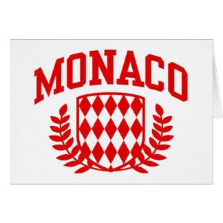 Monaco Cards