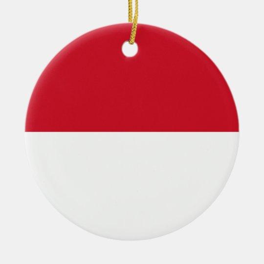 MONACO* Christmas Ornament / Ornement d'arbre Noel