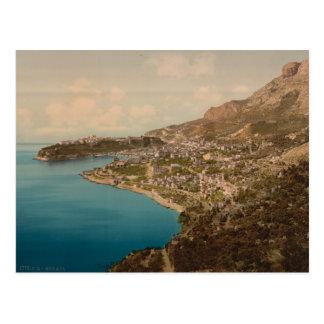 Monaco - Cityscape Post Cards