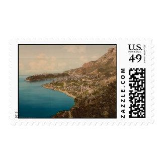 Monaco - Cityscape Stamp