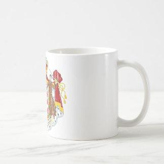 Monaco Coat Of Arms Coffee Mug