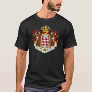 Monaco Coat Of Arms T-Shirt