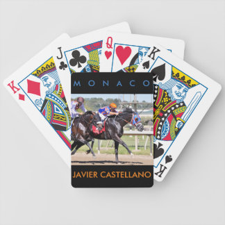 Monaco & Confederate Bicycle Playing Cards