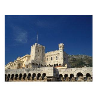 Mónaco, Cote d'Azur, el palacio del príncipe Postal
