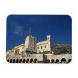 Monaco, Cote d'Azur, Prince's Palace. Rectangular Photo Magnet