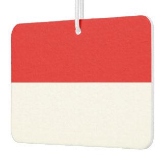Monaco Flag Air Freshener