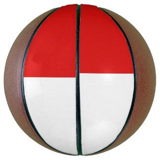Monaco Flag Basketball