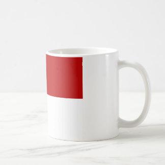 monaco flag coffee mug