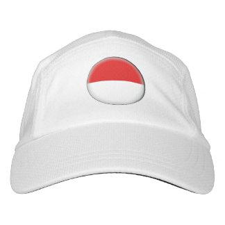 Monaco Flag Headsweats Hat