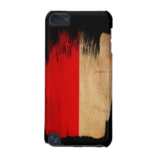 Monaco Flag iPod Touch (5th Generation) Cover