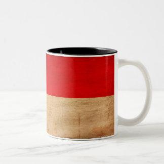 Monaco Flag Mug