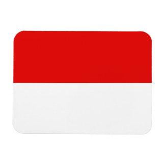 Monaco Flag Rectangular Photo Magnet