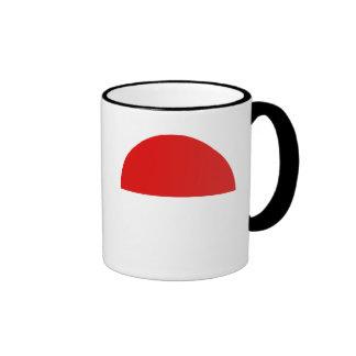 Monaco Flag Ringer Mug