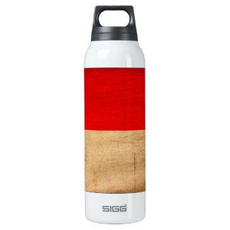 Monaco Flag Thermos Bottle