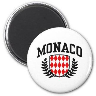 Monaco Fridge Magnets