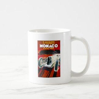 Monaco Grand Prix 1930 Coffee Mug