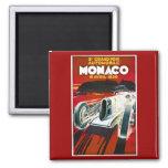 Monaco Grand Prix 1930 Magnets
