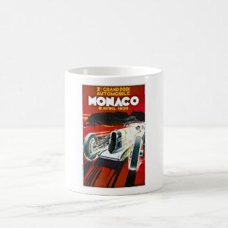 Mónaco Grand Prix 1930 Taza