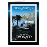 Mónaco Grand Prix Felicitacion