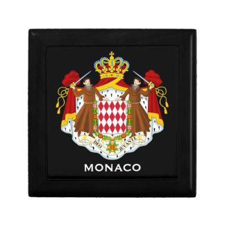 Monaco Heritage Jewelry Box