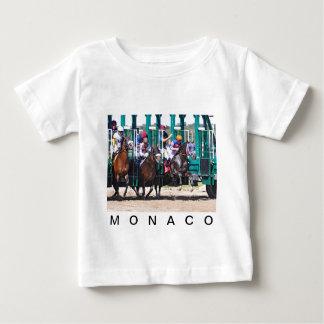 Monaco & Javier Castellano Baby T-Shirt