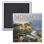 Monaco Magnet